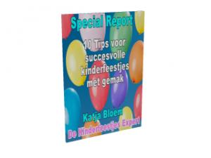 10 Tips voor unieke kinderfeestjes met gemak