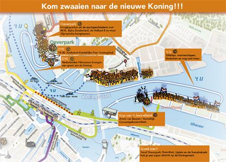 route_koningsvaart