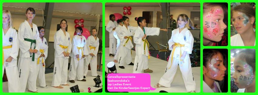 Amstelveens Ladies Event-taekwondo