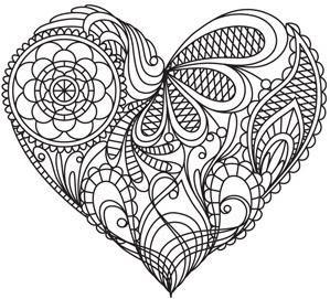 mandala voor Valentijn