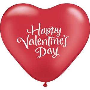ballon Happy Valentine