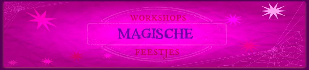 banner Magische Feestjes en Workshops-formaat-smaller-tekst