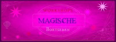 Workshops Magisch Boetseren